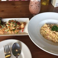 Photo taken at Benny cafe & restaurant by Pornchanok C. on 7/19/2017
