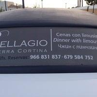 Photo taken at Bellagio Restaurant Sierra Cortina by Yulia V. on 6/6/2014