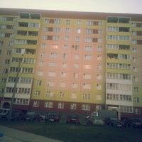 Photo taken at Двор Коммунальная, 70 by Denis T. on 6/8/2013