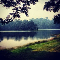 Photo taken at MacRitchie Reservoir Park by Hydn E. on 7/19/2013
