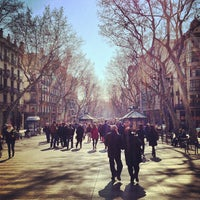 Photo taken at La Rambla by Elton L. on 2/24/2013