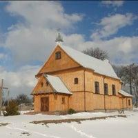 Photo taken at Касьцёл Наведзінаў Найсьв. Панны Марыі by JL f. on 9/1/2014