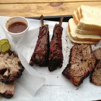 Photo taken at John Mueller Meat Company by Zack Z. on 4/25/2013