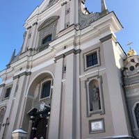 Photo taken at Church of St. Theresa by Ludmila4ka on 3/4/2018
