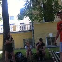 Photo taken at Геодезическая Практика В Юсупе by Danila C. on 7/8/2013