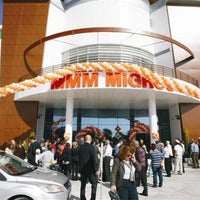 Photo taken at Migros by Recep A. on 6/2/2013