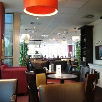Photo taken at Costa Coffee by Luis S. on 7/5/2013