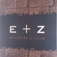 Photo taken at E + Z Architecture by Cemali G. on 2/27/2014