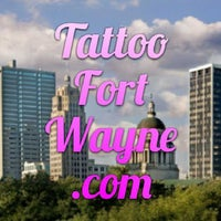 Photo taken at Tattoo Fort Wayne by Tattoo F. on 11/7/2013
