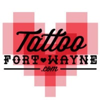Photo taken at Tattoo Fort Wayne by Tattoo F. on 10/31/2013