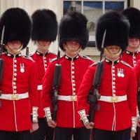 Photo taken at Buckingham Palace by Paul C. on 6/20/2013