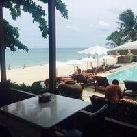 Photo taken at Lamai Wanta Beach Resort by John D. on 8/12/2016