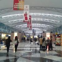 Photo taken at Terminal 3 by oddie r. on 11/3/2012