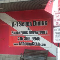 Photo taken at A-1 Scuba Diving & Snorkeling Adventures by Max J. J. on 1/19/2015