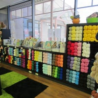 Photo taken at Inskein Yarns by Inskein Yarns on 10/14/2013