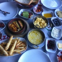 Photo taken at Manzara Restaurant by Nermin B. on 6/8/2013