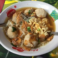 Photo taken at Bakso Kumis by Feby L. on 8/20/2014
