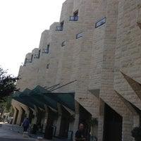 Photo taken at Inbal Hotel Jerusalem / מלון ענבל ירושלים by Stacy F. on 7/8/2013