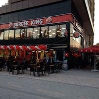 1/14/2014 tarihinde Halit S.ziyaretçi tarafından Burger King'de çekilen fotoğraf