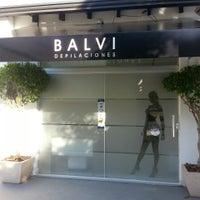 Photo taken at Balvi Depilaciones by Balvina R. on 2/19/2014