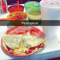 Photo taken at Tacos El Amigo by Mannuel H. on 6/17/2016