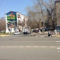 Photo taken at Пиццерия Колизей by Khristian T. on 4/20/2014