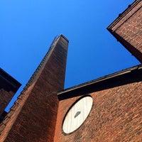 Photo taken at The Silk Mill Lofts by Debra R. on 6/23/2014
