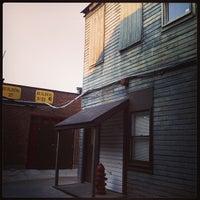 Photo taken at The Silk Mill Lofts by Debra R. on 7/19/2013