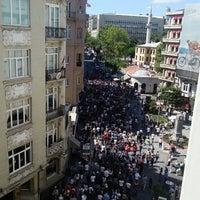 Photo taken at Nişantaşı by Sami D. on 6/6/2013