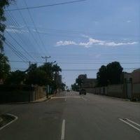 Photo taken at Av Anzoategui by Christian L. on 7/30/2013