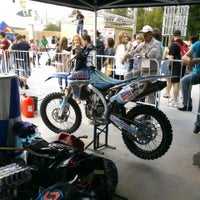 Photo taken at Red Bull X Fighters by Алексей Л. on 6/13/2013