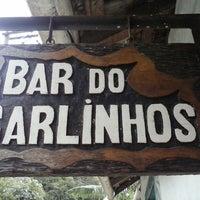 Photo taken at Bar do Carlinnhos by Fabiano T. on 10/28/2013