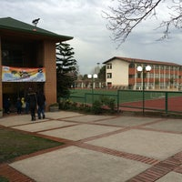 Photo taken at Andrée English School by Sylvia S. on 9/1/2014