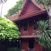 Photo taken at The Jim Thompson House by Jean on 5/27/2013