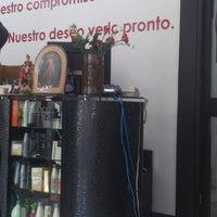Photo taken at Estética Bogarts by Regina G. on 6/21/2014