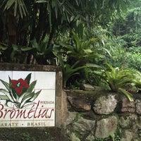 Photo taken at Pousada Bromelias by Ricardo S. on 10/24/2015