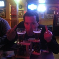 Photo taken at Winking Lizard Tavern by Chad D. on 4/5/2013