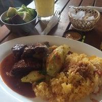 Photo taken at ArKen Restaurant by Juan Pablo S. on 6/19/2014