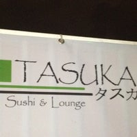Photo taken at Tasuka Sushi & Lounge by Gabriel D. on 8/23/2013
