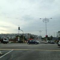 Photo taken at Traffic Light Jalan Sungai Ujong by kakashi san shaiful on 11/27/2012