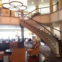 Photo taken at Sheraton Portsmouth Harborside Hotel by Doug R. on 3/14/2013