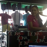 Photo taken at Zona Multimarcas by Carlos S. on 2/12/2014