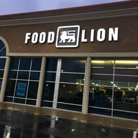 Photo taken at Food Lion Grocery Store by Jay S. on 2/28/2017