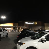 Photo taken at Walmart Supercenter by Jay S. on 11/17/2017