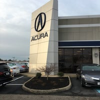 Photo taken at Karen Radley Acura by Jay S. on 2/27/2017