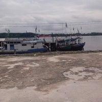 Photo taken at Pelabuhan Panglima Utar by Shanditiwi on 12/15/2013