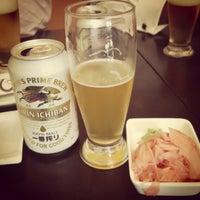 Photo taken at Asahi by Angella B. on 6/12/2013