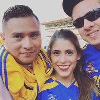 Photo taken at Estadio Morelos VIP by Eduardo V. on 9/11/2016