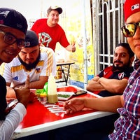 Photo taken at Tacos El Wero Cervezantes by Eduardo V. on 11/22/2014