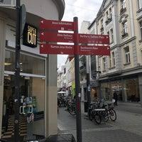 Photo taken at Bertha-von-Suttner-Platz by Livia P. on 2/8/2017